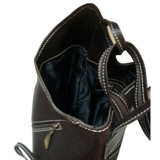 """Кожаный рюкзак """"Венеция"""""""