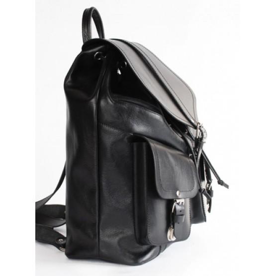 Кожаный рюкзак Ren 16-02
