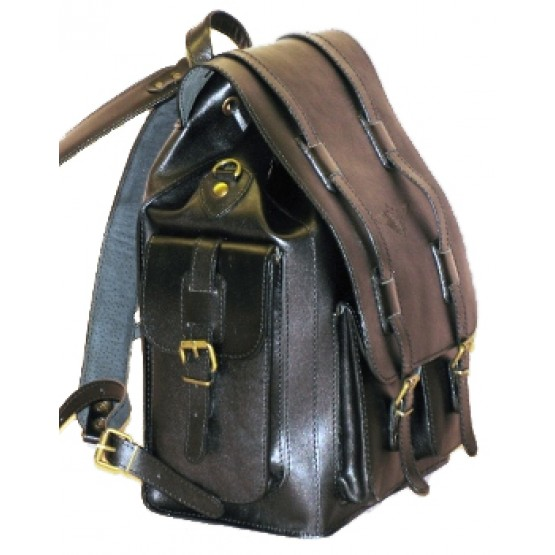 """Кожаный рюкзак """"Пехотинец"""""""