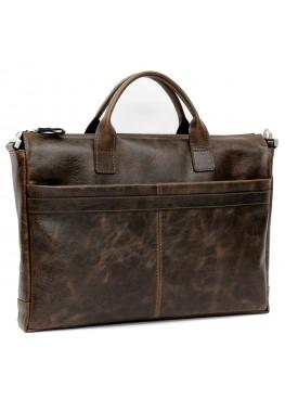Сумка-портфель RCM-116 коричневая