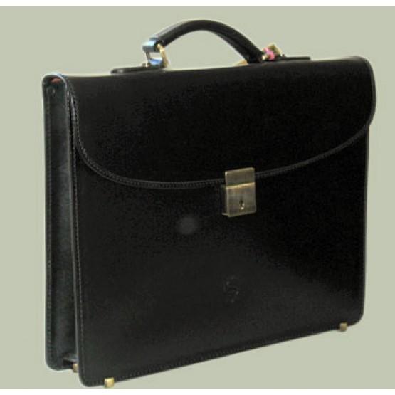 """Кожаный портфель """"Атташе"""""""