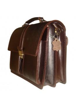 Портфель LEO-002 коричневый