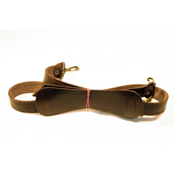 Портфель LEO-020 (коричневый)