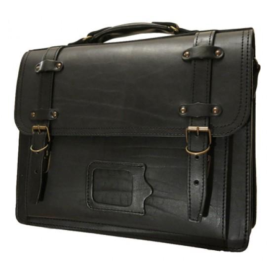 Портфель LEO-042 (чёрный)
