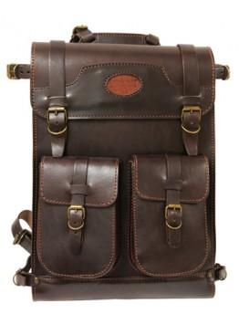 Ранец Leo-4 коричневый