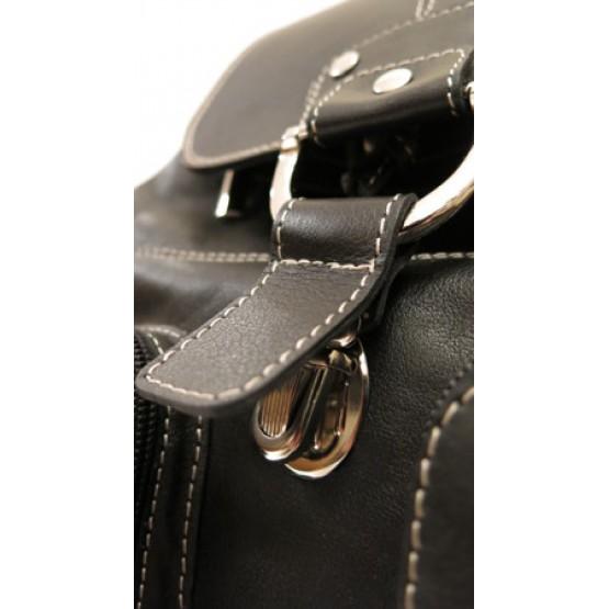 Кожаный рюкзак Ren 16-04