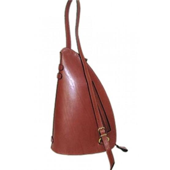 """Кожаный рюкзак """"Парус"""""""