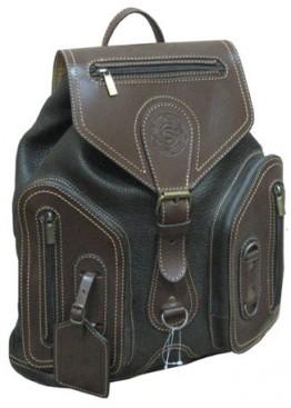 """Рюкзак """"Стиль-2"""" коричневый"""