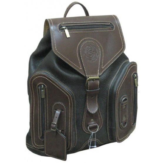 """Кожаный рюкзак """"Стиль-2"""""""