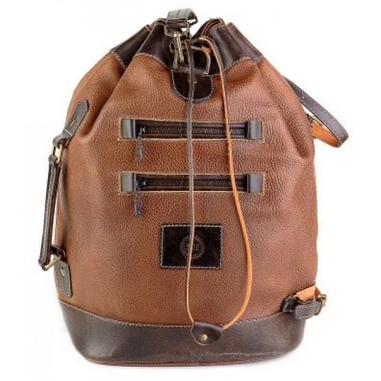 """Кожаный рюкзак """"Саше"""""""