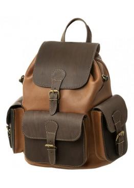 """Рюкзак """"Классик-3"""" коричневый"""