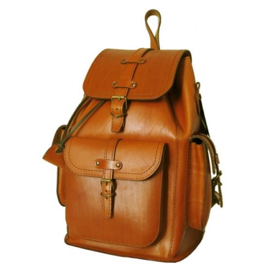 Рюкзак LEO 3 (рыжий)