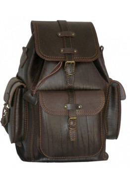 Рюкзак LEO 3 коричневый