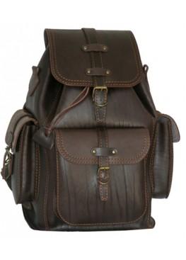 """Рюкзак LEO-3 """"Странник"""" коричневый"""