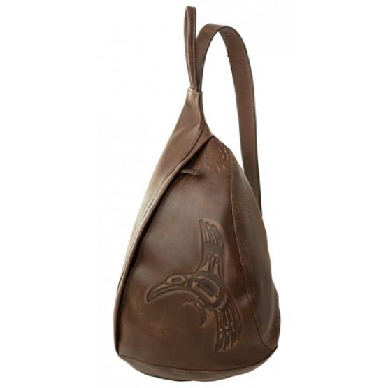 """Кожаный рюкзак """"Эль-Пассо"""""""