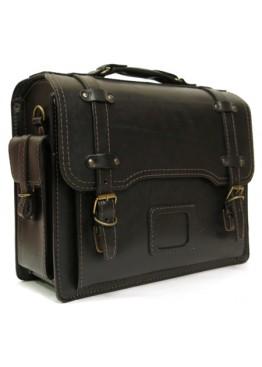 Портфель LEO-041 чёрный