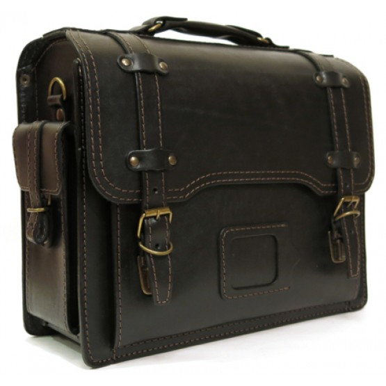 Портфель LEO-041 (чёрный)