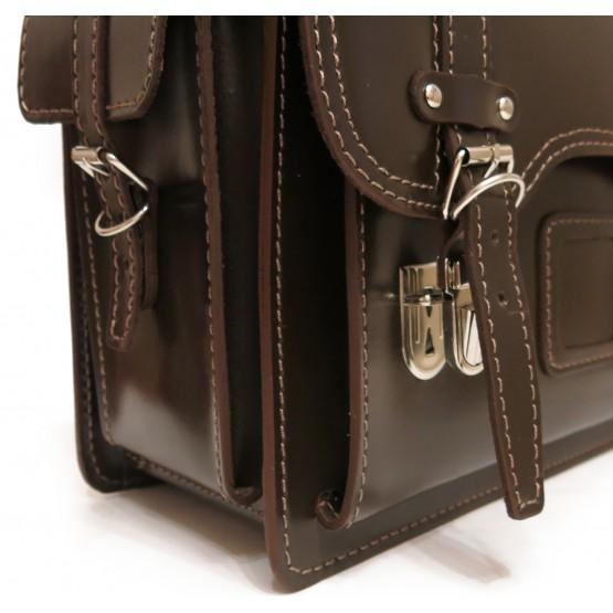 Портфель LEO-067 коричневый
