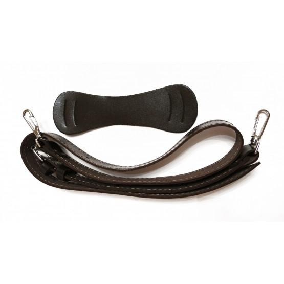 Портфель LEO-067 чёрный