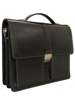 Портфель LEO-002 чёрный