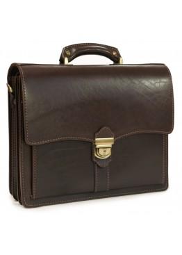Портфель LEO-003 коричневый
