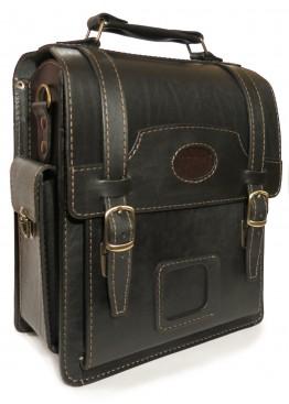 Портфель LEO-016 чёрный