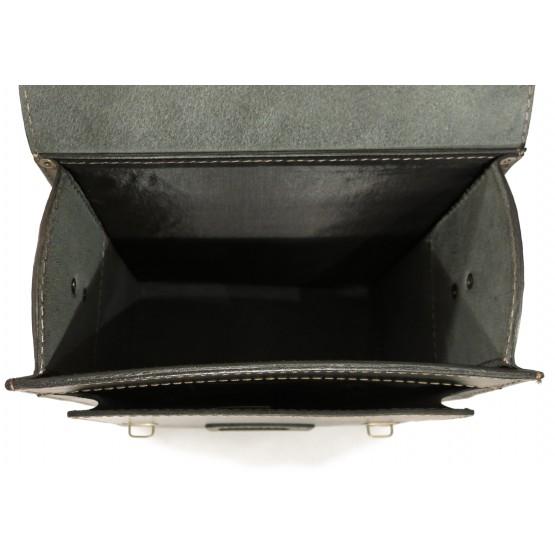 Портфель LEO-016 (чёрный)