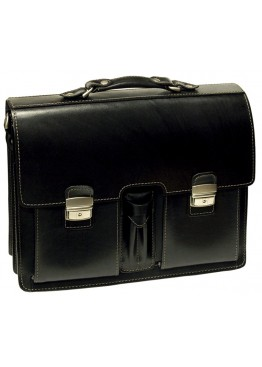 Портфель LEO-020 чёрный