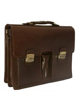 Портфель LEO-020 коричневый