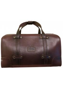 Саквояж LEO 022-2 коричневый