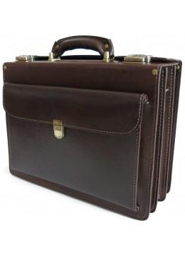 Портфель LEO-024 коричневый