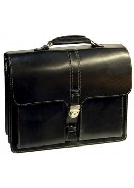 Портфель LEO-029 чёрный
