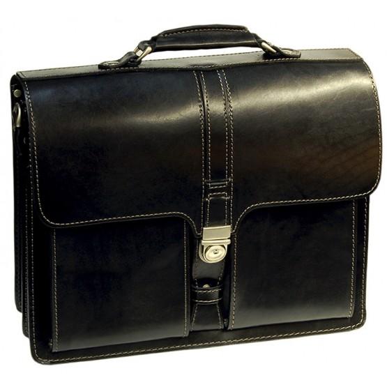 Портфель LEO-029 (чёрный)