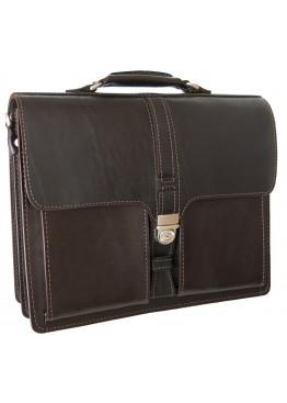 Портфель LEO-029 коричневый