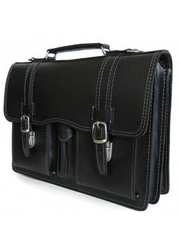 Портфель LEO-030 чёрный