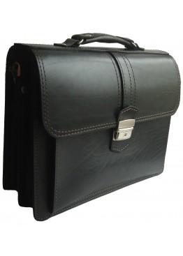 Портфель LEO-043 чёрный
