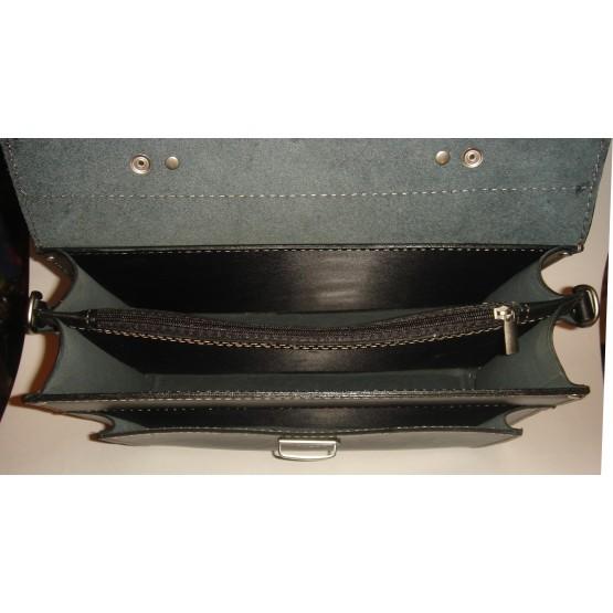 Портфель LEO-043 (чёрный)