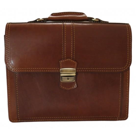 Портфель LEO-043 (коричневый)