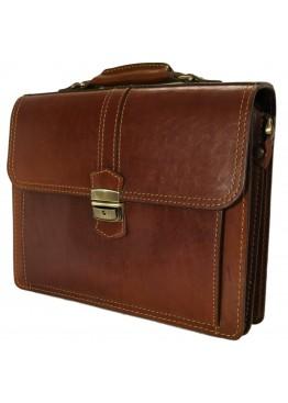 Портфель LEO-043 коричневый