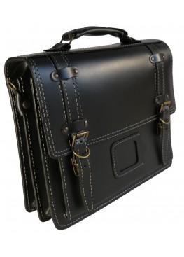 Портфель LEO-068 чёрный