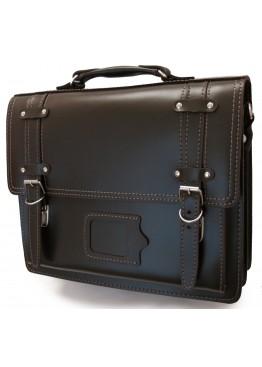 Портфель LEO-068 коричневый