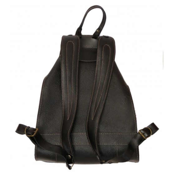 Рюкзак LEO-12 «Бомбей» (чёрный)