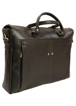 Сумка-портфель Rcm-111 тёмно коричневая
