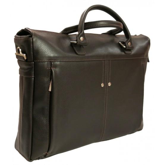Сумка-портфель Rcm-111 (тёмно коричневый)
