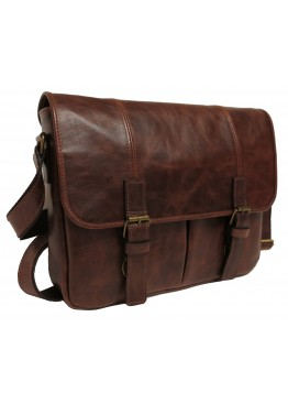 Сумка-портфель Rcm-115 коричневый состаренный