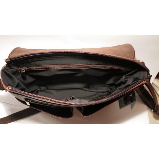 Сумка-портфель Rcm-115 (коричневый)
