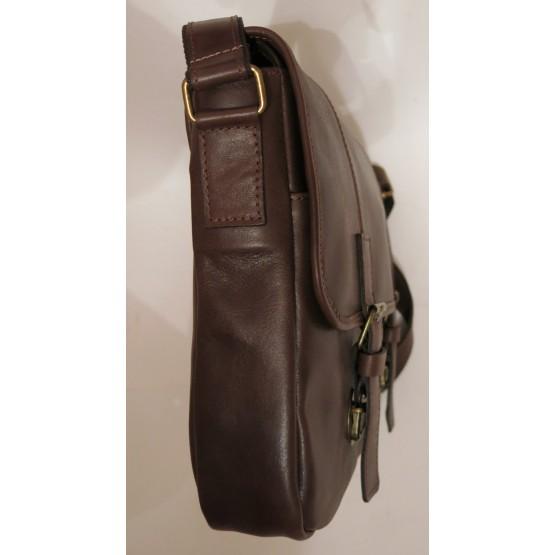 Сумка-портфель Rcm-115 (тёмнокоричневый)
