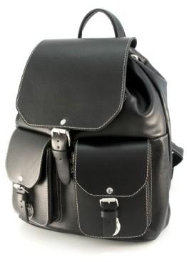 Рюкзак Ren 16-01 чёрный