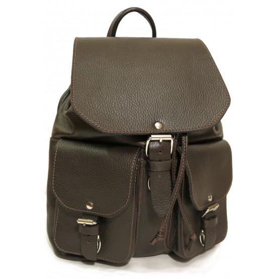 Рюкзак Ren 16-01 (тёмно коричневый)